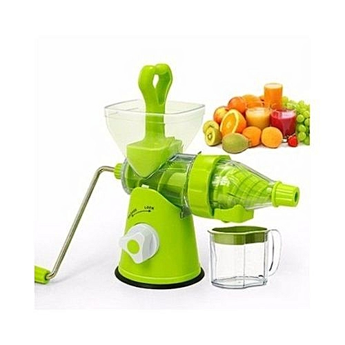 Quality Manual Juice Extractor-Color May Vary