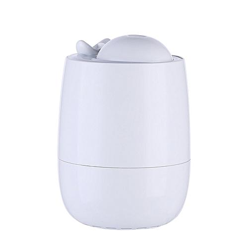 Household Three-in-one USB Humidifier Mini Air Aroma Atomizer-white