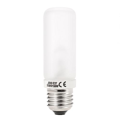 JDD E27 150W Studio Strobe Photography Flash Modeling Light Tube Lamp Bulb  220V-240V