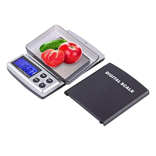 Allwin New Portable Digital Pocket Weighing Balance 300g / 0.01g 2000g / 0.1g