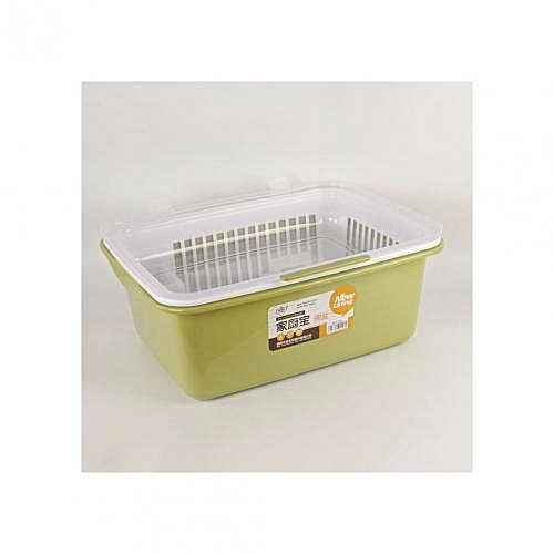 Utensils Storage With Lid 38 × 24 × 24