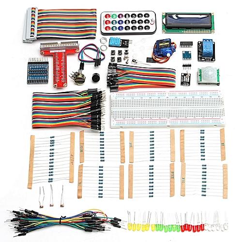 1 Set Ultimate Starter Kit For Raspberry Pi 3 DIY Projects Student Education Program