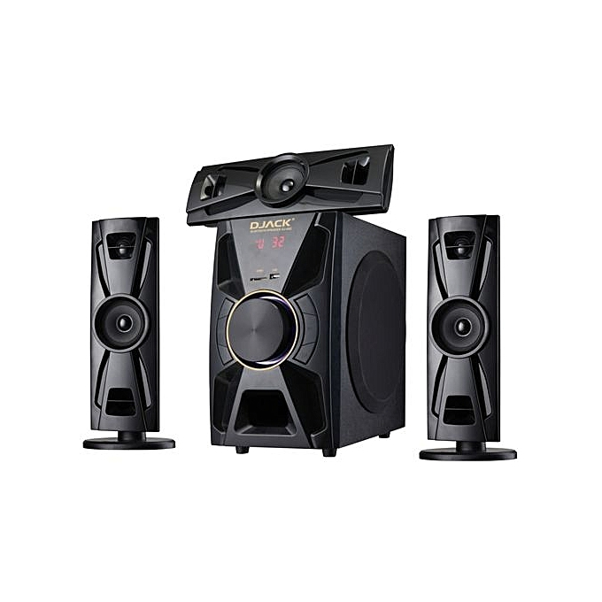 3.1 X-Bass Bluetooth Home Theatre System DJ-403