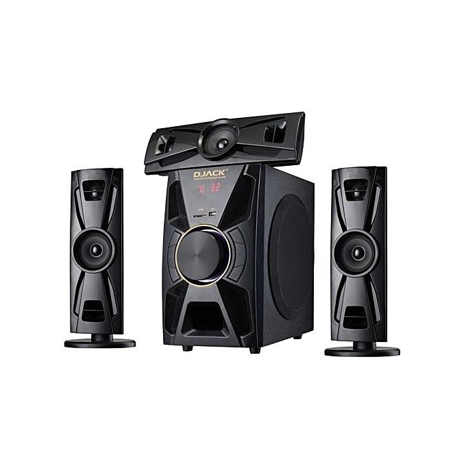 3.1 X-Bass Bluetooth Home Theatre System DJ-403