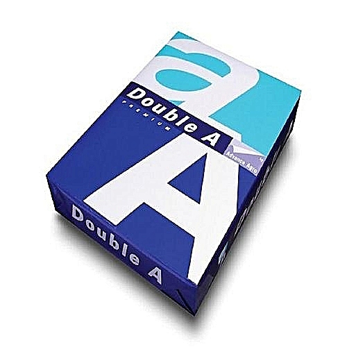 A4 Paper Double-A (500sheets 75gsm) White