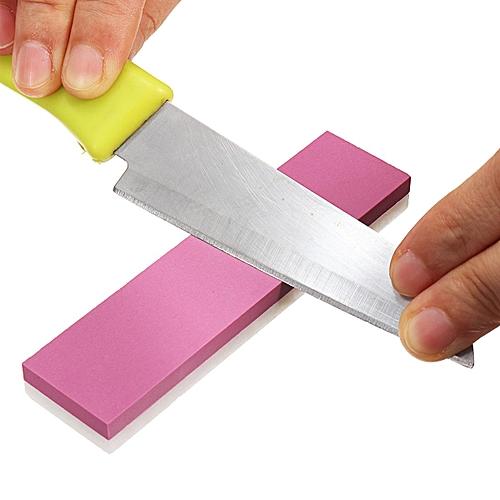 3000&8000 Grit Dual-Sided Knife Sharpener Sharpening Stone Whetstone Razor Tool