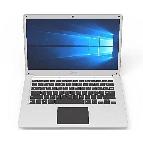 GTX Prime Notebook - 2GB RAM - 500GB HD - Silver