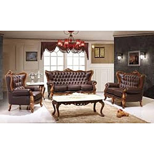 Kimber 6 Seater Animal Leather