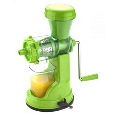 Manual Fruit Juice Extractor/Juicers - Green