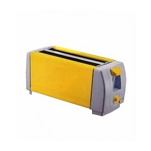 4-Slice Pop-up Toaster / Sandwich Maker
