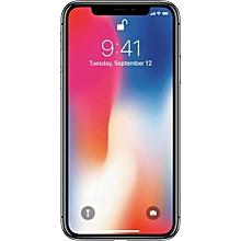 IPhone X 5.8-Inches Super AMOLED (3GB RAM, 64GB ROM) IOS 11.1.1, (12MP + 12MP) + 7MP 4G LTE Smartphone - White
