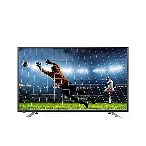 43 Inch 4K UHD Smart LED TV With (3 Years Warranty)