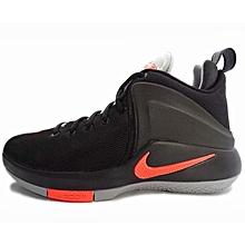 Nike Men Zoom Witness EP Basketball Shoe Black 884277-006 US10 RHK2