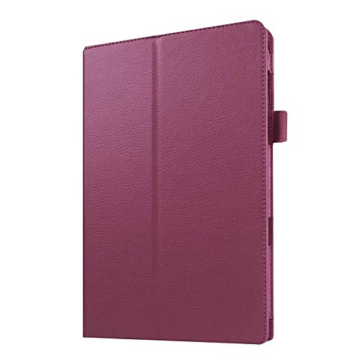 Leather Stand Flip Case Cover For Samsung Galaxy Tab E T560 PP