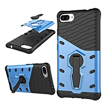 Anti-fall Non-slip Shockproof Fashion Battle Armor Case TPU And PC 2 In 1 Phone Case Cover With 360rotating Kickstand For Asus Zenfone 4 Max ZC554KL 249640