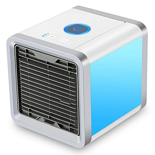 Air Cooler Fan Air Personal Space Cooler Portable Mini Air Conditioner Device Cool