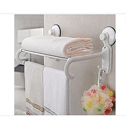 Towel & Sponge Rack Orgernizer