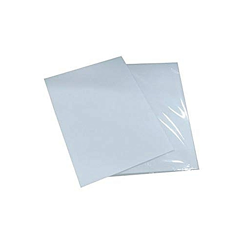 Sublimation Transfer Paper A4 Size White