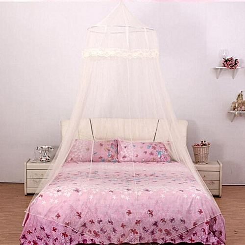 Hiamok_Dtrestocy Dome Lace Mosquito Nets Indoor Outdoor Play Tent Bed Canopy