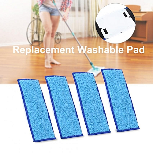 10 Pcs Replacement Washable Wet Dry Mopping Pads 240/241