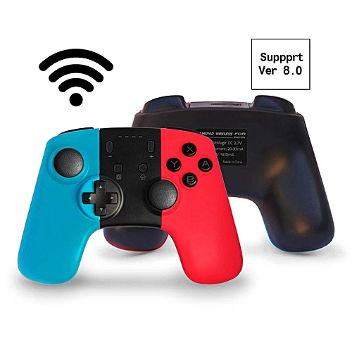 Switch Controller Wireless- Red & Blue