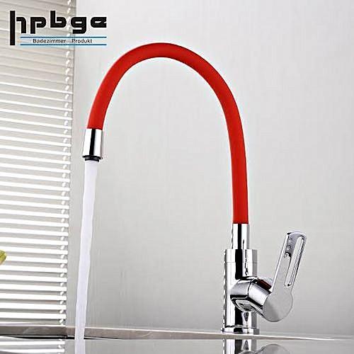Kitchen Sink Tap Basin Mixer Red Home