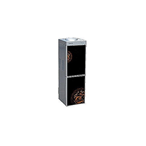 CWAY Water Dispenser Ruby 3F Fridge 58B20HL - Black