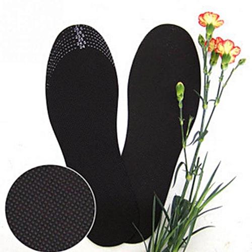 Unisex Deodorant Bamboo Cushion Foot Insole Shoe Pad