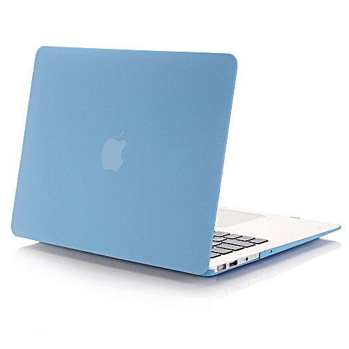 Macbook Air Retina Pro Protective Shell Apple Notebook Quicksand Protective Shell Wholesale Blue
