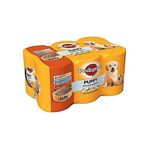 Puppy Dog Food X6