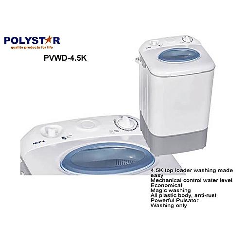 PV-WD 4.5kg Washing Machine - White