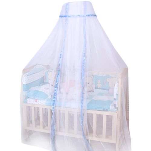 Round Dome Baby Infant Mosquito Net Toddler Bed Crib Canopy Netting White Babe-Blue  sc 1 st  Jumia & Neworldline Round Dome Baby Infant Mosquito Net Toddler Bed Crib ...