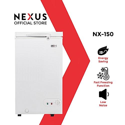 100 Litres Chest Freezer NX-150H- White