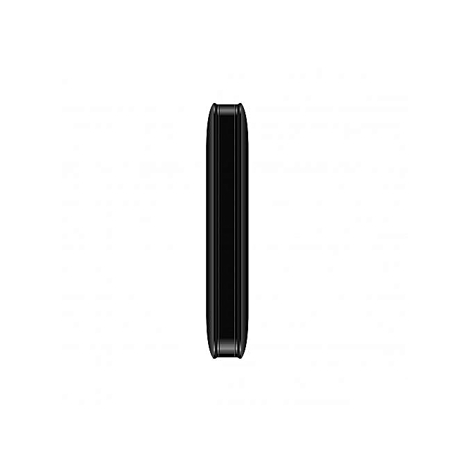7000+-1 77 Inch 7000 MAh Power Bank Phone- Black