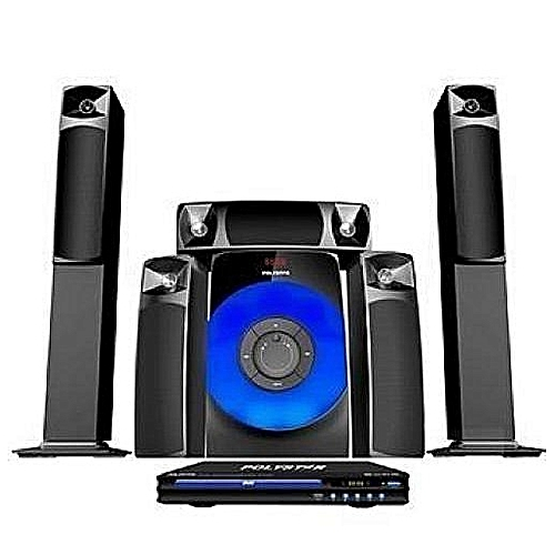 Home Theatre System (Micro Set + DVD) PV-861-5.1