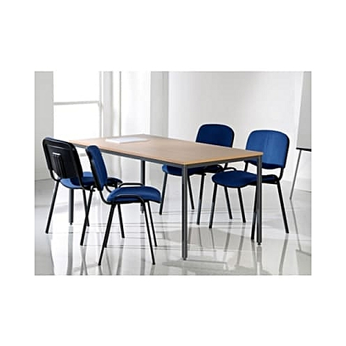 Meeting & Conference Chairs - Set Of 4 - Blue