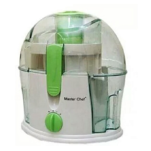 Electric Fruit Juice Blender And Extractor - White