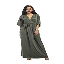 52c9712ccaa79 Sexy Big Size Pregnant Women Dress Maternity Long Dress