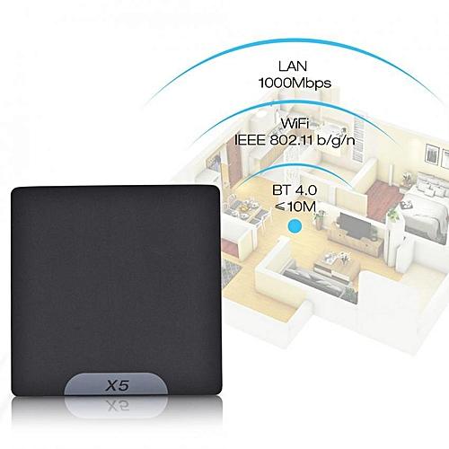 Bluetooth4.0 Qual Core Atom X5-Z8350 WiFi Mini PC Support For Win10/Android GPIO 2G+32G UK Plug