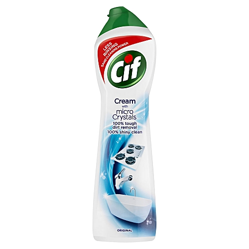 Cif Micro Crystals Cleaner
