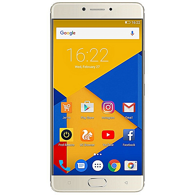 M6 FHD 5 5-Inch AMOLED 4GB RAM+128GB ROM 13MP + 8MP Dual SIM 4G Gold 128GB