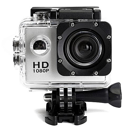 SJ4000 HD 1080P 2.0'' LCD Sports Action DV Car DVR Camera Camcorder Waterproof Silver