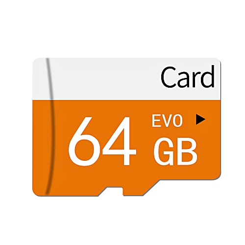 64GB Class 10 TF Flash Memory Card For Smartphones