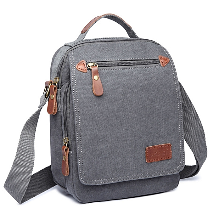 4444bf6e358d Fashion Canvas Messenger Bag