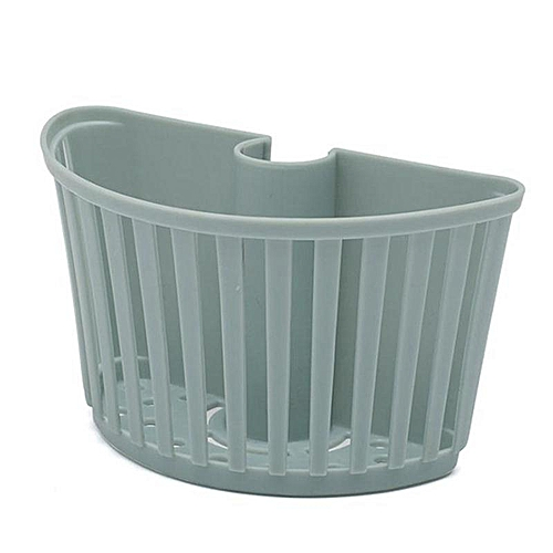 Shinewerop 1PC Bathroom & Kitchen Generic Simple Hollow Hangable Drain Shelf
