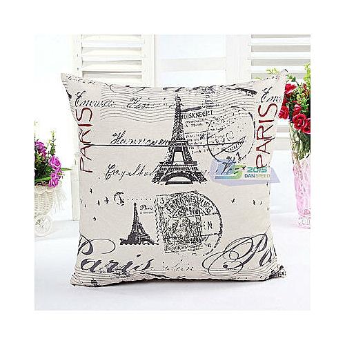 Throw Pillow- Paris