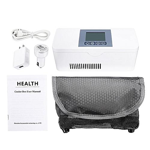 Travel Portable Medicine Freezer Diabetic Insulin Cooler Mini Case Fridge Gift T