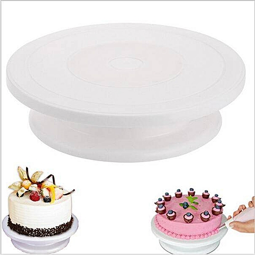Cake Decorating Tools Rotating Cake Stand Sugarcraft
