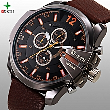 86e79953ab2 Men  039 s Watch----Luxury Top Brand Water Resistant Japanese