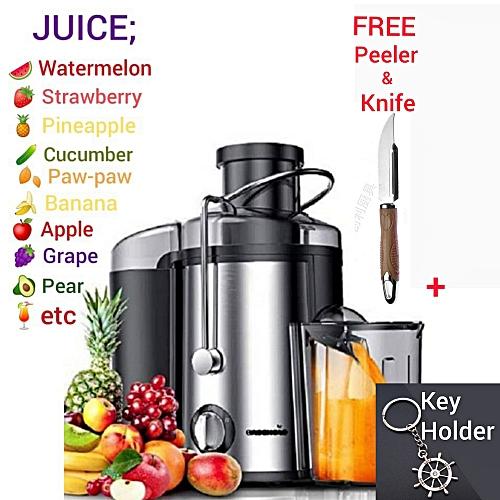 Super Electric Multi Fruit Juice Extractor